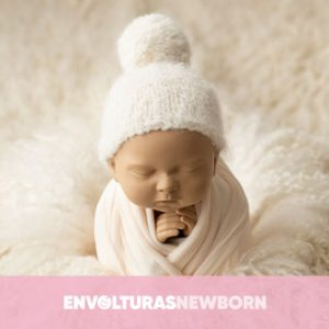 Curso de envolturas newborn fotografía