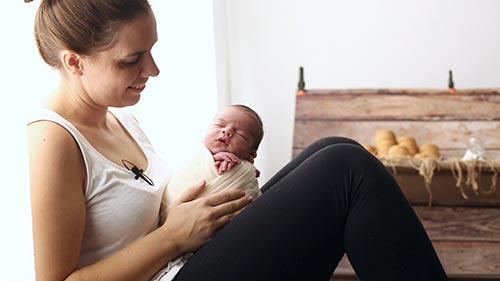 Curso de envolturas newborn online | Poses Newborn